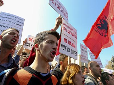 Albanizacija Kosova