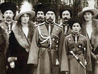 Porodica-i-Nikolaj-Romanov