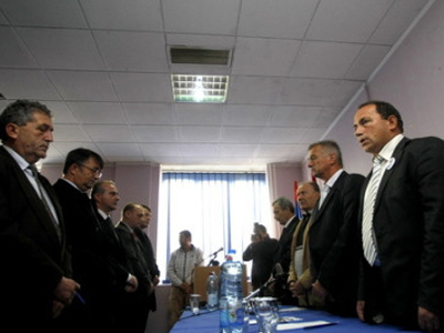 zasedanje odbornika