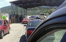 Протестна вожња на северу КиМ