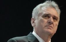 Колективне оставке председника Србије, чланова владе и свих посланика