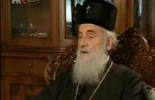 Срамно: Интервју патријарха Иринеја хрватској телевизији ХРТ плус (видео)
