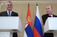 Отворена су врата за стратешко партнерство између Србије и Русије