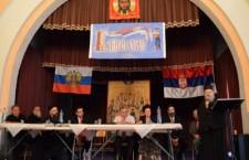 "Прва редовна скупштина СНВ ""Срби на окуп"" (видео)"