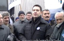 Долазак и изјава потпредседника СРС Немање Шаровића (видео)