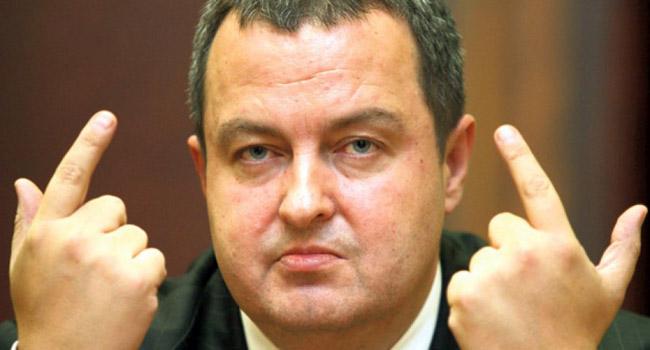 """Дачић: """"Није циљ да Србија има своје институције на КиМ""""!?"""