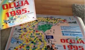 """""""Олуја"""" као друштвена игра: Деца бацају коцкице и освајају Книнску крајину"""