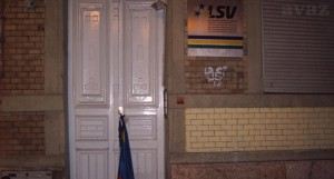 СНП Наши спалили заставу Војводине