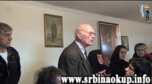Беседа проф. Миодрага Петровића у манастиру Ново Вазнесење I, II, III и IVдео (видео)