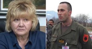 Рада Трајковић: Састала сам се са ратним злочинцем Харадинајем