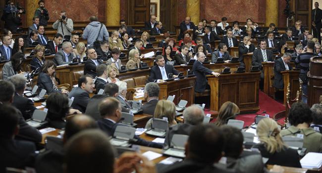 Надлежности поверене квазиинституцијама у Приштини биће у складу са Уставом. Да ли ће?