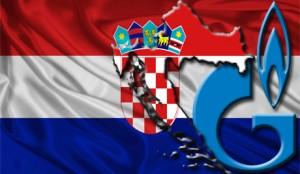 gazprom hrvatska