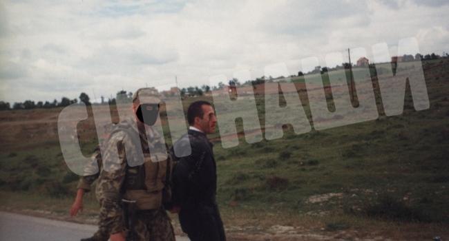 """Руски падобранци """"оставили траг"""" на косовском терористи"""