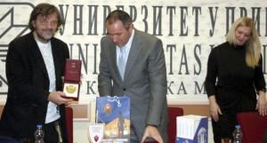 Кустурица у Митровици: Куда без колевке