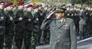 """Начелник генералштаба: """"Реаговаћемо на провокације Шиптара"""""""