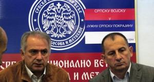 Разбијени прозори на просторијама СНВ у К. Митровици
