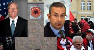 Реаговања Америчког и Британског амбасадора поводом рушења споменика терористима у Прешеву