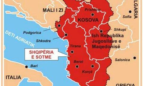 Хантингтон и Бжежински: ЦИА је предвидела стварање Велике Албаније до 2035