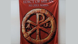 Против злоупотребе празновања Миланског едикта