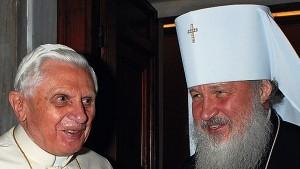 РПЦ: Бенедикт XVI је подигао односе Руске цркве и Ватикана на нови ниво