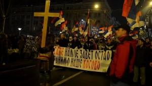 Борба за Косово или три корака ка српској слободи