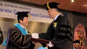Ратни злочинац Хашим Тачи почасни доктор Универзитета у Сеулу?!