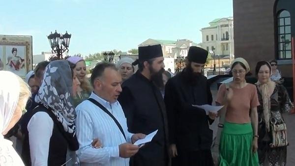 Срби на окуп у Русији (видео)