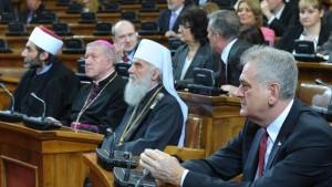 О надбискупу Х. и трговини живим душама на западном Балкану