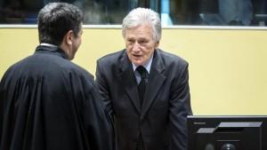 Размишљања о ослобађајућој пресуди генералу М. Перишићу