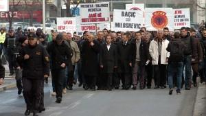 Шиптари изазивају нереде у Скопљу