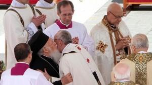 Папа прихватио позив да посети Цариград