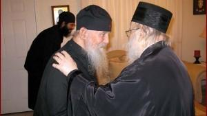Епископ Артемије у посети САД