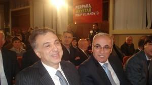 Вујановић у Улцињу тражи подршку шиптарске мањине за предсједника