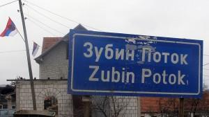 Проглас оснивања локалне општине Зубин Поток