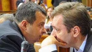 Велеиздајничка Влада прихватила издају, Дачић обавестио Ештонову