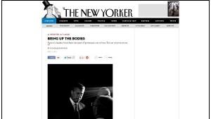 Њујоркер о крвавим рукама приштинских лидера