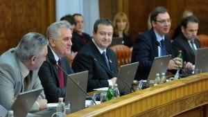 """Влада спремна да прихвати план ЕУ, Николић """"затеже""""?"""