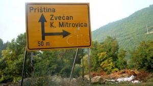 Бомба у дворишту косовског Србина у Звечану