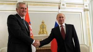 Путин: Русија подржава Србију у преговорима са Приштином