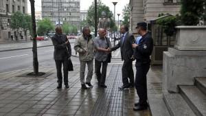 Омекшан став начелника косовских округа о бриселском споразуму