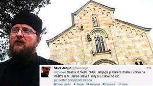 Сава Јањић: И госпођа Јахјага уђе у цркву на Васкрс, али не и Марко Јакшић