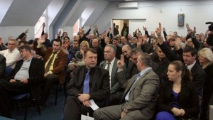 Одборници са севера КиМ одбили бриселску издају (видео)