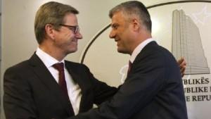 Вестервеле у Приштини: Уклонити српске институције на северу КиМ