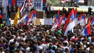 Срби са севера Космета: сами против свих