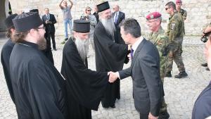 Када љигаво постане бљутаво- Састанак окупационе НАТО команде и званичника СПЦ на КиМ