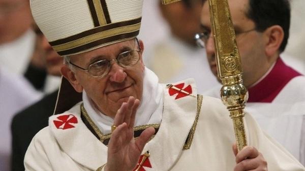 ПАПА ФРАЊО: Католичка црква не сматра грехом урођену геј-оријентацију