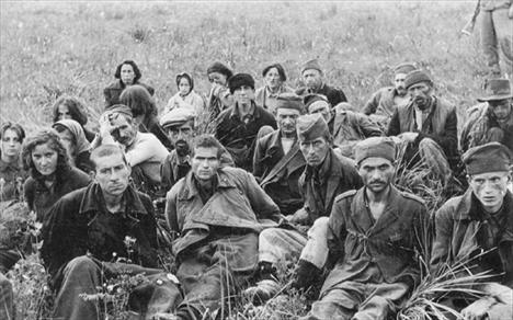 Злочини партизана у Другом светском рату