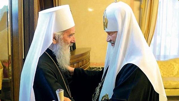 Послушајте шта је рекао српски, а шта руски патријарх о КиМ и влади (ВИДЕО)