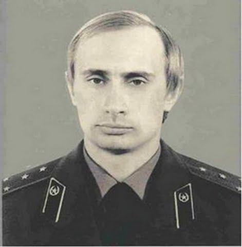 НЕПОЗНАТИ ПОДВИГ ПОТПУКОВНИКА КГБ ПУТИНА У ДРЕЗДЕНУ