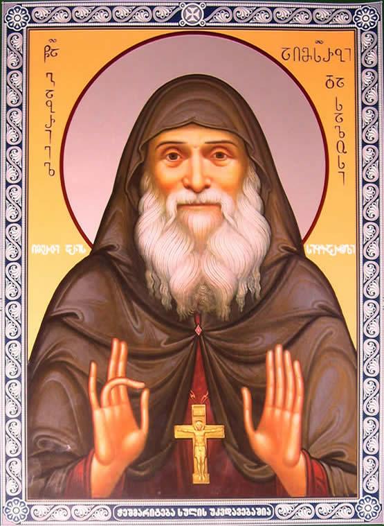 """""""Могу да вас гоне, али Бог ће увек бити са вама!"""" – свети Гаврило Грузијски"""